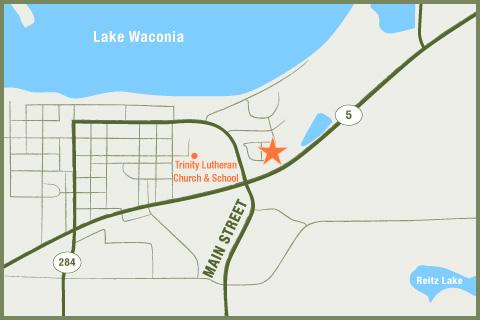 Ladybug_Waconia-Map