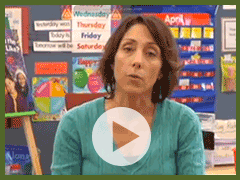 NAEYC Video Ask a Teacher about Kindergarten