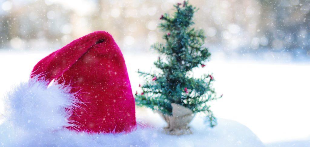 santa hat holiday christmas